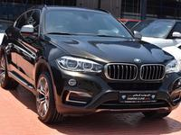 BMW X6 2016 Full option BMW X6 Xdrive 35i 2016