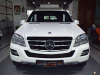 مرسيدس بنز الفئة-M 2011 Grand Edition ML-500, GCC Specs, Excellent Co...