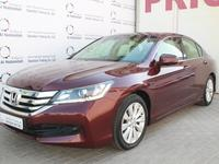Honda Accord 2016 HONDA ACCORD 2.4L EX 2016 GCC DEALER WARRANTY...