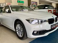 BMW 3-Series 2018 BMW 318i 2018 WHITE - GCC SPECIFICATION