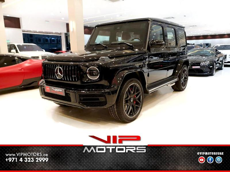 MERCEDES G63 AMG, 2019, NIGHT PACKAGE FULL OPTIONS, DEALER WARRANTY