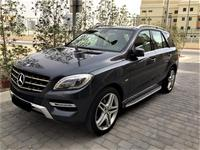 مرسيدس بنز الفئة-M 2013 PRESTIGE AMG ML350 Fully Loaded with EXTRAS /...