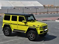 مرسيدس بنز الفئة-G 2016 [2016] MERCEDES G500 4X4² IN SIGNATURE LIME G...