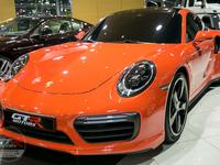 بورشه كاريرا 911 2017 PORSCHE 911 TURBO | GCC | 2017 | WARRANTY