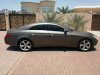 مرسيدس بنز الفئة-CLS 2010 Mercedes-Benz CLS 500 2010 V8 GCC Super Clean...