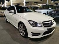 مرسيدس بنز الفئة-C 2012 Mercedes C250 Cupe 2012 Gcc Full option in ve...