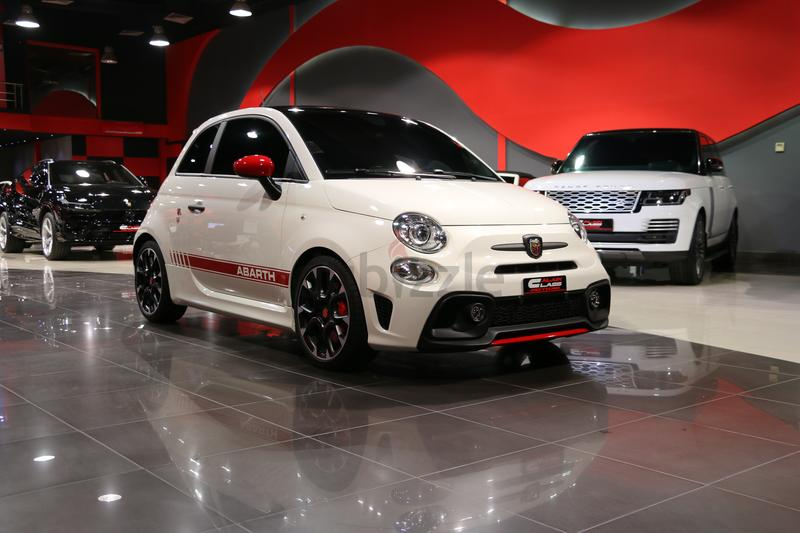 Fiat Abarth 595 2019 - Under Warranty and Service Contract