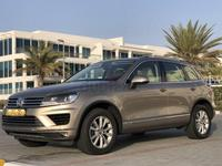Volkswagen Touareg 2015 One first owner, GCC specs, Perfect condition