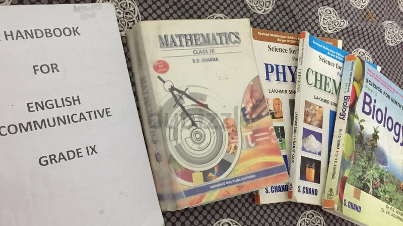 Class 9 guides for sale