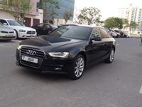 أودي A4 2013 GCC SPEC*AUDI *A4*2013**2.0 LTR*TOP OPTION