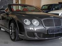 Bentley Continental 2010 Bentley Continental GTC Speed W12