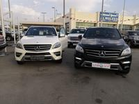 Mercedes-Benz M-Class 2013 ML350 GCC AMG TOP OPTIONS 1ST OWNER .IMMACULA...