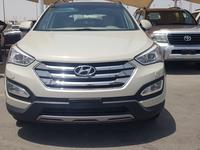 Hyundai Santa Fe 2015 hyundai santafe gcc full option panroma no ac...