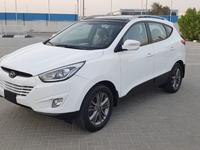 Hyundai Tucson 2014 Hyundai Tucson GCC full option with ponrama r...