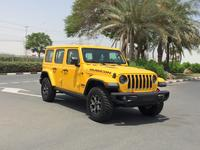 جيب Wrangler Unlimited 2019 Jeep Wrangler Unlimited Rubicon 2019 0km