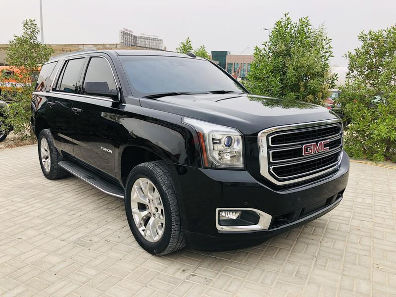 2016 GMC YUKON SLT 5 3L V8 FULL OPTION GCC FULL OPTION AND SERVICE HISTORY  WITH OFFICIAL DEALER