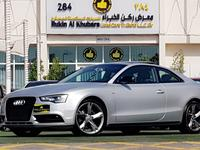 أودي A5 2013 Warranty until 11/2020...GCC.Audi A5..2.0LT.....
