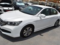 Honda Accord 2015 Honda accord 2015 GGC WHITE