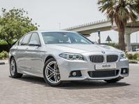 BMW 5-Series 2015 AED1815/month | 2015 BMW 520i M-Kit 2.0L | Wa...