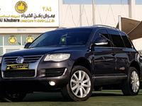 فولكسفاغن طوارج 2008 TOP...VW TOUAREG SPORT BLUMOTION V6 GCC..Perf...