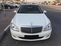 مرسيدس بنز الفئة-S 2006 S350L 2006 GCC . Panoramic roof  . Top option...