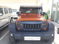 جيب Wrangler Unlimited 2011 JEEP WRANGLER  GCC SPOTLESS CONDITION 1ST OWN...