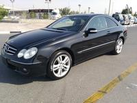 مرسيدس بنز الفئة-CLK 2007 2007 - MERCEDES BENZ CLK350 !! FRESH JAPAN IM...