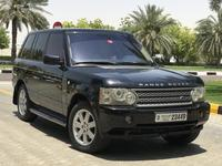 لاند روفر رينج روفر 2008 RANGE ROVER- VOGUE - HSE  2008 PERFECT CONDIT...
