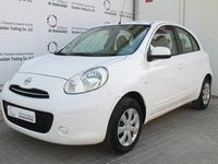 نيسان ميكرا 2015 NISSAN MICRA 1.5L SV 2015 MODEL WITH GCC SPEC...