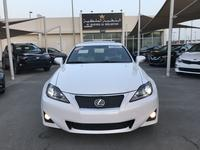 Lexus IS-Series 2012 LEXUS-IS350 -V6 -2012 AMERICAN CAR-VERY CLEAN
