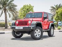 Jeep Wrangler 2016 AED1257/month |  2016 Jeep Wrangler Sport | F...