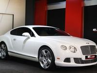 Bentley Continental GT 2012 Bentley Continental GT W12  2012