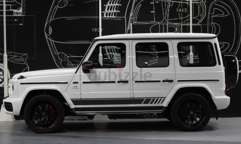 Mercedes-Benz G63 AMG (( EDITION 1 )) 5 YEARS WARRANTY WITH CONTRACT  SERVICE ((MODEL 2019))