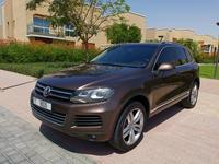 Volkswagen Touareg 2011 Volkswagen Touareg Brown Top Of The Range 201...