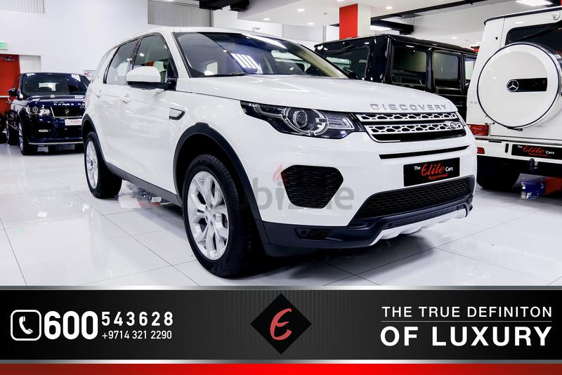 Land Rover Discovery Sport 2018 2018 Brand New Land Rover
