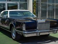 لينكولن أخرى 1977 LINCOLN CONTINENTAL 1977 FULL OPTION