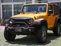 Jeep Wrangler 2012 JEEP WRANGLER 2012 MANUAL IN GREAT CONDITION