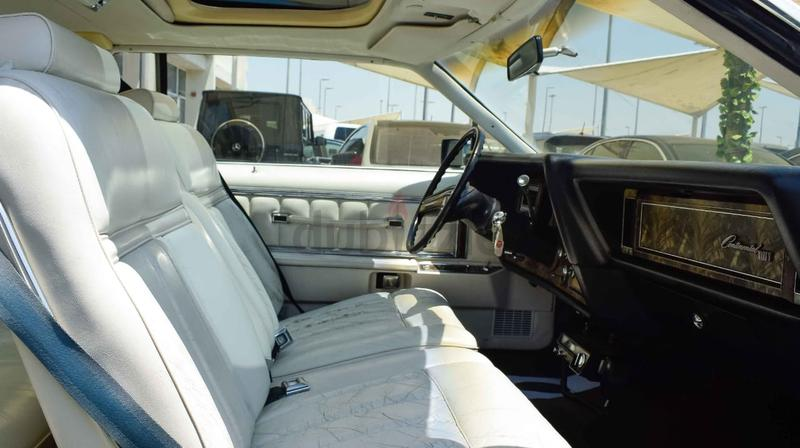 LINCOLN CONTINENTAL 1977 FULL OPTION