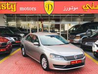Volkswagen Passat 2014 Volkswagen Passat,Gcc Specification,Fsh,Origi...