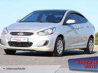 Hyundai Accent 2014 HYUNDAI ACCENT VGT FULLY AUTOMATIC DIESEL SED...