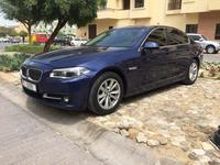BMW 5-Series 2016 BMW 520i 2016 Under Service Contract Till 150...