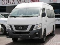 Nissan Van 2019 Nissan Urvan Hight Roof 13 Seater 2.5 Gcc , 3...