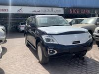 Nissan patrol Se T2 Leather Gcc 3 Y...