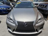Lexus IS-Series 2016 Lexus is 200 turbo 2016 full option
