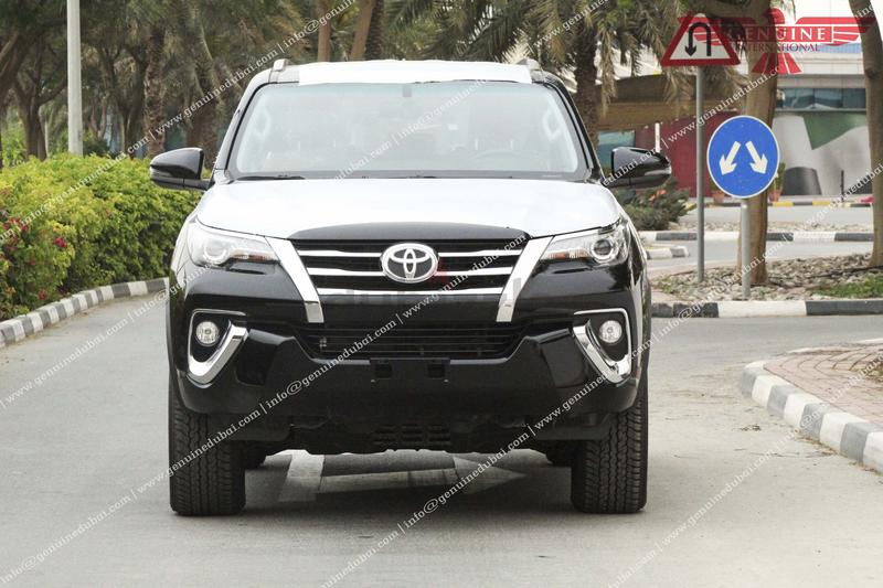 TOYOTA FORTUNER 4 0 PETROL 2018 MODEL AVAILABLE FOR EXPORT