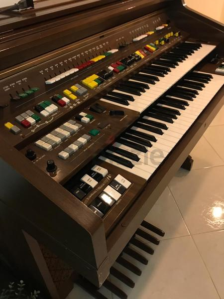 yamaha organ piano