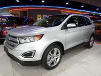 Ford Edge 2016 DEALER WARRANTY 2016 FORD EDGE TITANIUM 4X4 F...