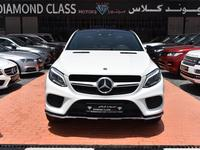 Mercedes-Benz GLE Coupe 2018 Mercedes GLE43 AMG 2018