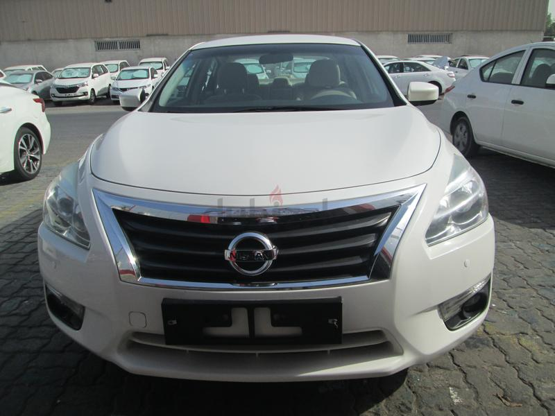 NISSAN ALTIMA 2014 MID LOW EMI MONTHLY AED 511/=(For Sixty Months)