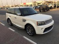 لاند روفر رينج روفر 2008 Range Rover sport 2008 GCC  body kit 2013